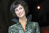 MODELKA A DÝDŽEJKA Michaela Salačová přiváží se svým mužem show, která má diváky okouzlit.