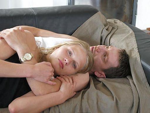 Snímek z polského filmu Křtiny, který vyhrál letošní Febiofest
