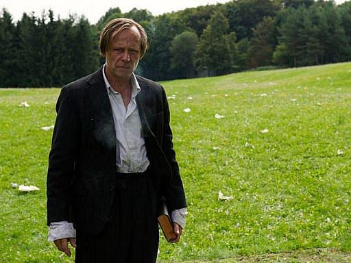 František v podání Karla Rodena ve filmu Lidice