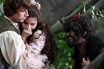 Snímek z nové pohádky Čertova nevěsta