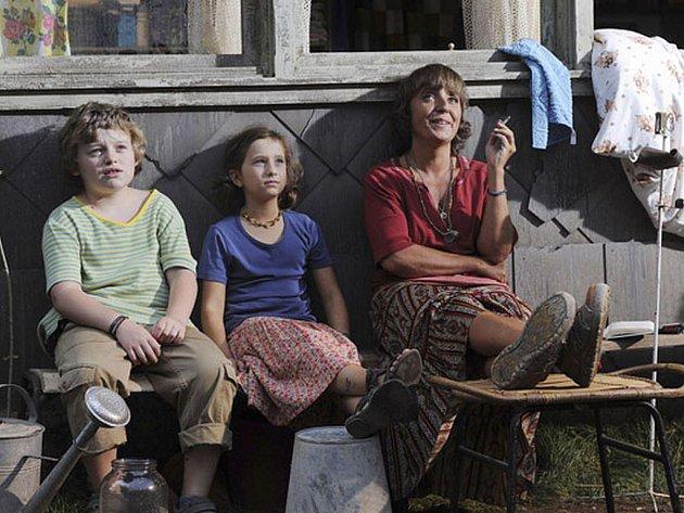 MODRÝ TYGR. Film pro děti, jejich rodiče a zvířata, jak zní slogan k nové romu dodinnému snímku