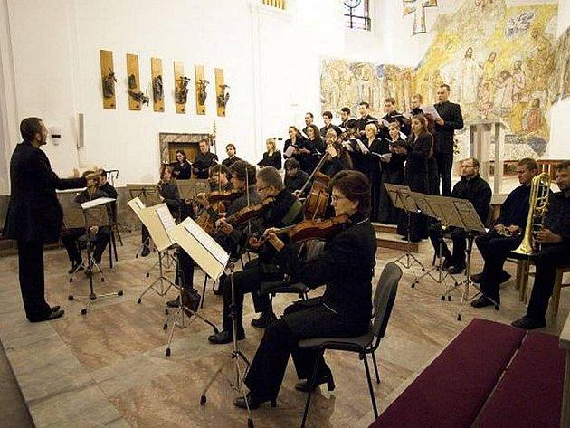 Festival Harmonia Moraviae - ilustrační foto
