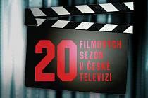 Česká televize odvysílá unikátní projekt Dvacet filmových sezón