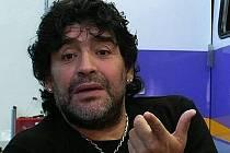 Portrét Maradony od režiséra Kusturici