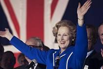 Meryl Streep dostala za ztvárnění britské premiérky Margaret Thatcher cenu Bafta i nominaci na Oscara.