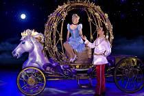 Lední revue Disney on Ice Princezny a hrdinové