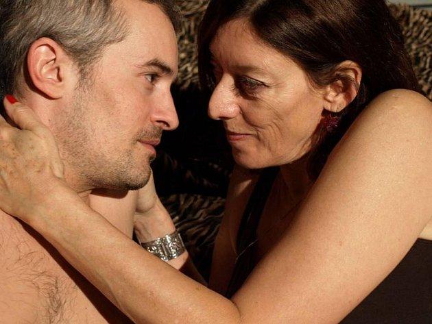 Záběr z dokumentárního filmu Babička