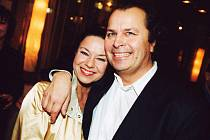 Manželé Václav a Eva Hudečkovi
