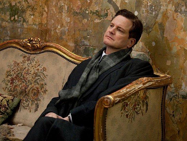 Colin Firth získal letos za hlavní roli ve filmu Králova řeč Oscara