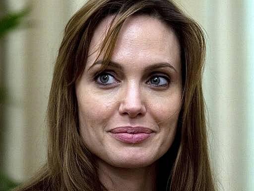 Angelina Jolie na snímku z letošního října