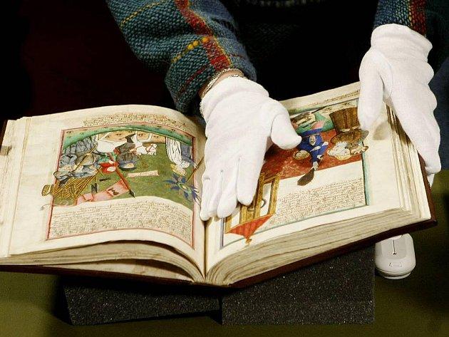 Do expozice výstavy Umění české reformace, která probíhá na Pražském hradě, byl 17. března na čtrnáct dní přidán originál středověkého Jenského kodexu, který je označován za husitskou bibli.