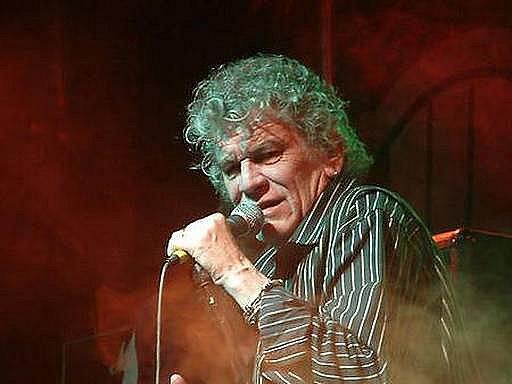 Frontman Nazareth Dan McCafferty