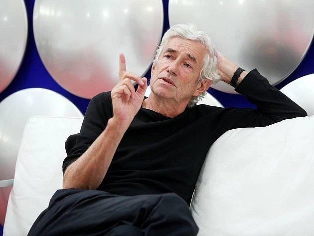 Zesnulý architekt Kaplický ve filmu Olgy Sommerové Oko nad Prahou