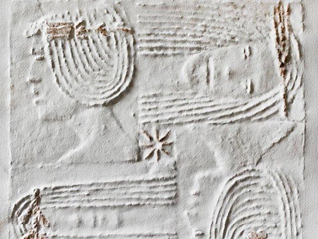 Ukázka z unikátního kalendáře Olbrama Zoubka