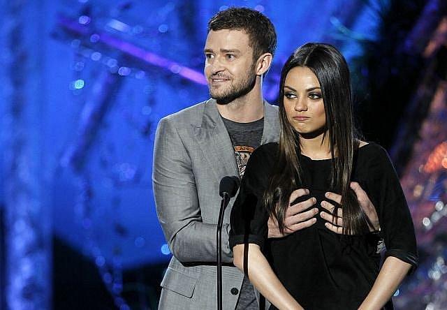 Filmové ceny MTV: Justin Timberlake a Mila Kunis