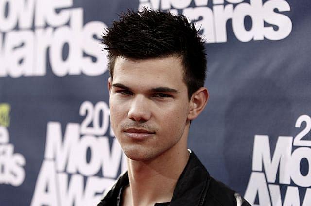 Filmové ceny MTV: Hvězda Stmívání Taylor Lautner