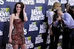 Filmové ceny MTV: Hvězda Stmívání  Kristen Stewart