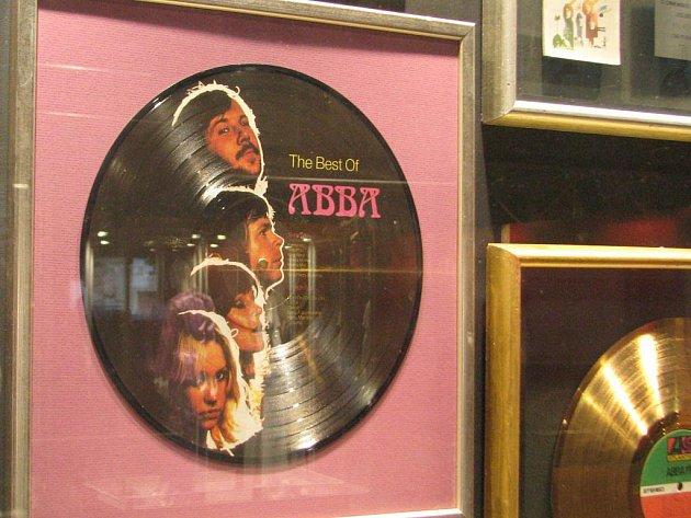 Snímky z výstavy ABBA WORLD