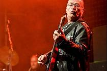 Petr Janda hraje s Olympicem už 46 let a pořád to muzikanty i publikum baví