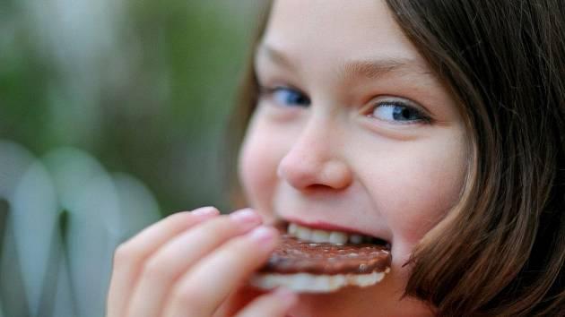68 procent dětí si dnes myslí, že se stravují zdravě.