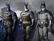 Počítačová hra Batman: Arkham City.