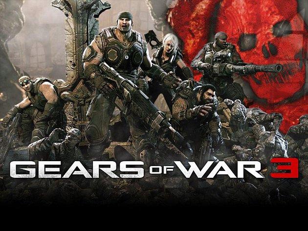 Počítačová hra Gears of War 3: Raam's Shadow.