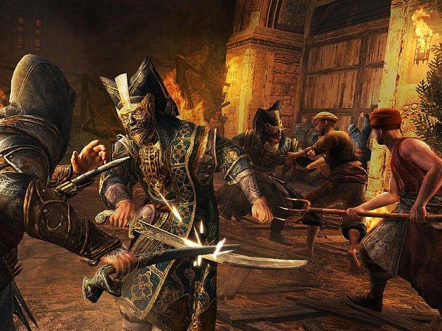 Počítačová hra Assassin's Creed: Revelations.