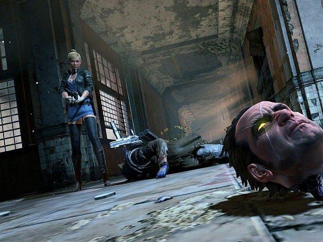 Počítačová hra NeverDead.
