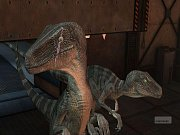Počítačová hra Jurassic Park: The Game.