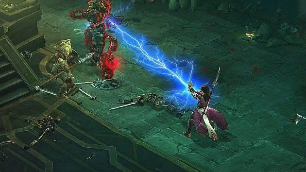 Počítačová hra Diablo III.