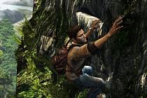 Počítačová hra Uncharted: Golden Abyss.