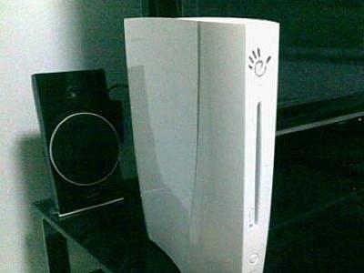 Videoherní konzole iSec.