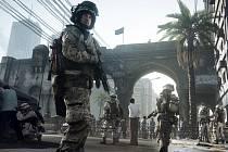 Akční hra Battlefield 3.