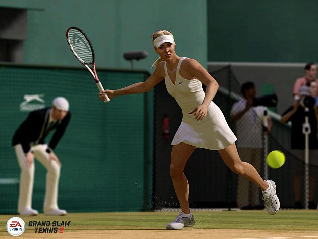 Počítačová hra Grand Slam Tennis 2.