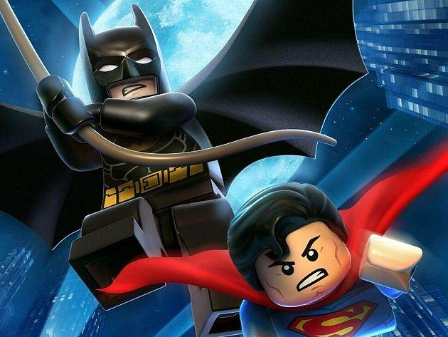 Počítačová hra Lego Batman 2.