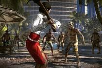 Zombie rubačka Dead Island.