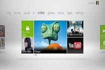 První obrázky z nového dashboardu (hlavního menu) Xboxu 360.