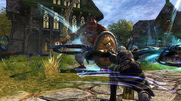 Počítačová hra Kingdoms of Amalur: Reckoning.