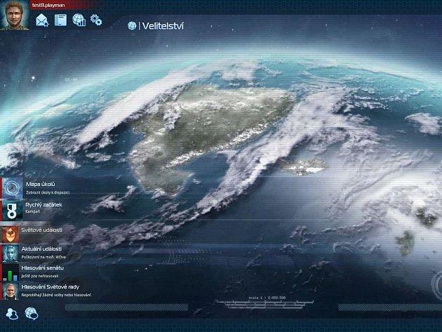 Počítačová hra Anno 2070.