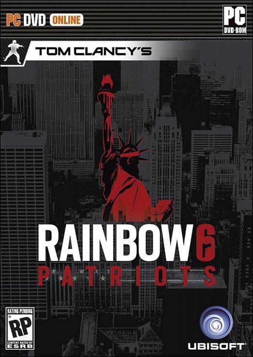 Počítačová hra Rainbow Six: Patriots.