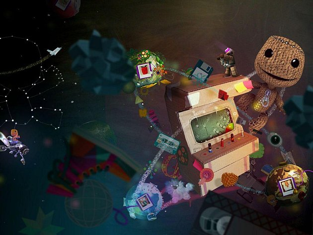 Počítačová hra LittleBigPlanet 2.