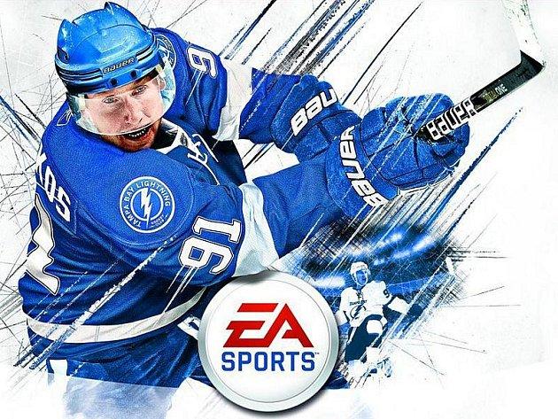 Hokejista Steven Stamkos z týmu Tampa Bay Lightning se stal novou tváří videohry EA Sports NHL 12.