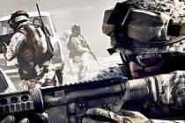 Počítačová hra Battlefield.