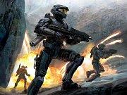 Počítačová hra Halo: Combat Evolved Anniversary.