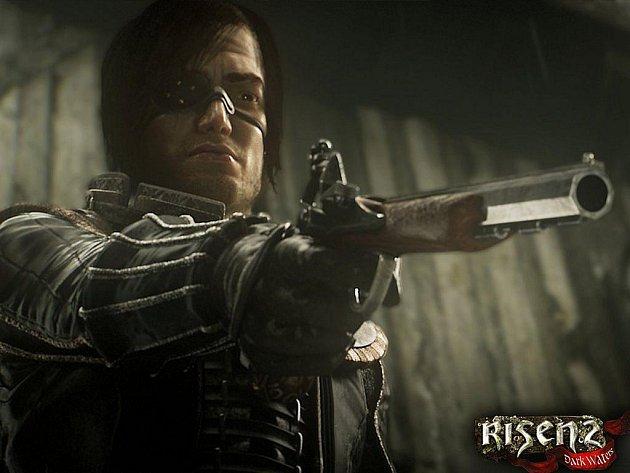 Počítačová hra Risen 2: Dark Waters.