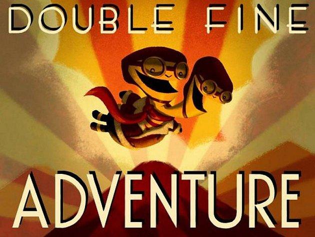 Logo herního studia Double Fine.