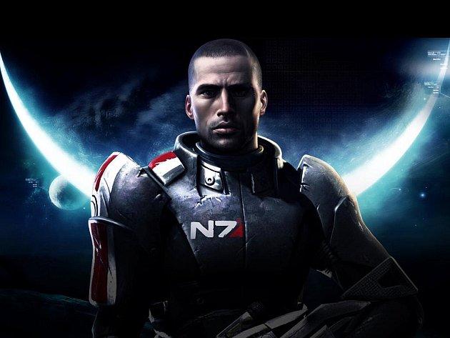 Počítačová hra Mass Effect.