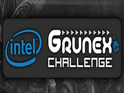 Intel Grunex Challenge.