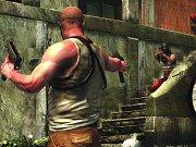 Počítačová hra Max Payne 3.