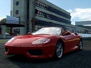 Počítačová hra Test Drive: Ferrari.